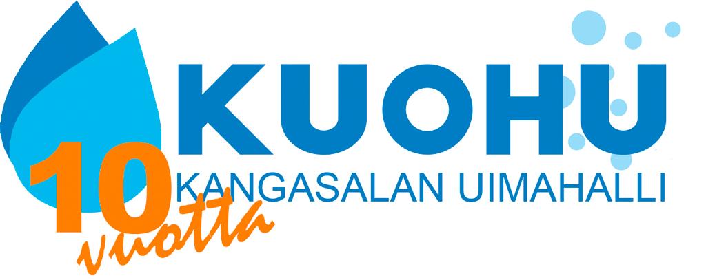 Kangasalan uimahalli Kuohu täyttää 10 vuotta. Kangasalla.fi arpoo perheliput kolmelle.