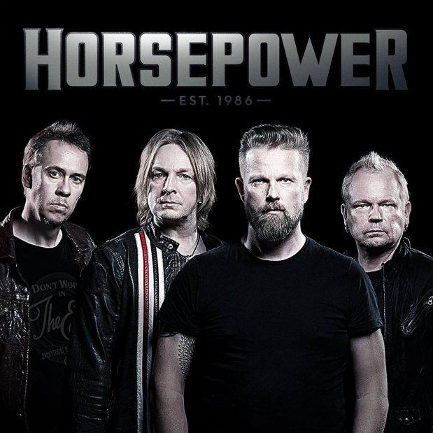 Vuonna 1986 perustettu Horsepower esiintyy R3-festareilla perjantaina 16.8. Bändin mukaan heidän nykymusnsa on vanhan koulukunnan hard rock -musaa lievillä 1950-luvun mausteilla: enemmän Teksasia ja vähemmän olkatoppauksia.